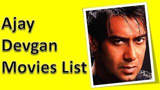 Ajay Devgan Movies list