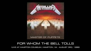 Metallica: For Whom the Bell Tolls (Live at Hampton Coliseum)