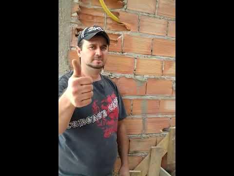 como fazer uma escada de alvenaria