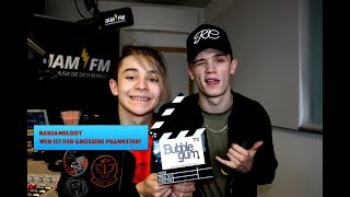 Bars And Melody - Prankster & Generation Z Interview | Bubble Gum TV