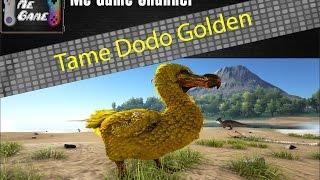 ARK: Survival Evolved - Session 2-Độ khó 38 - Chap #5 DoDo Golden Thì sao ,Tame hết =)) (Full HD)