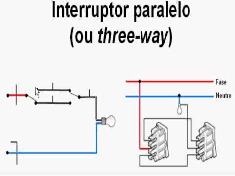 Video aula 2 interruptor paralelo