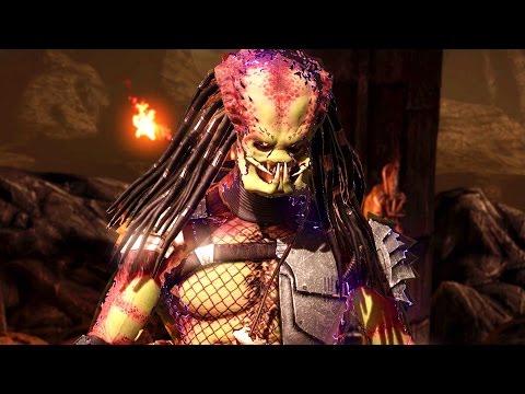 Mortal Kombat X Predator Ladder Walkthrough and Ending