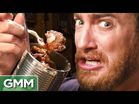 Canned Meat Taste Test