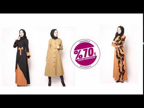 Tesettür Giyim - Elbise Modelleri - Kombin - Tunik Modelleri