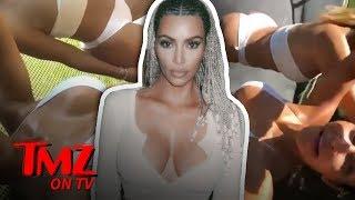 Kim Kardashian West in a Bikini....Again   TMZ TV