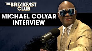 Michael Colyar On Moving From Crack To Comedy, Taking His Story To The Stage + More