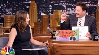 Best Friends Challenge with Tina Fey (Extended Version)