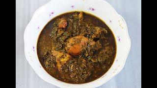 طرز تهیه مرغ ترش شمالی درجه یک | Persian Sour Chicken Recipe - Eng Subs