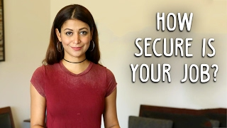 How Secure Is Your Job? | Whack