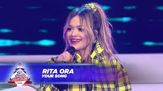 Rita Ora - 'Your Song' - (Live At Capital's Jingle Bell Ball 2017)