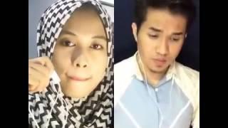 Terlanjur Cinta by Zaroll Zariff & Fatin Husna (Smule Malaysia)