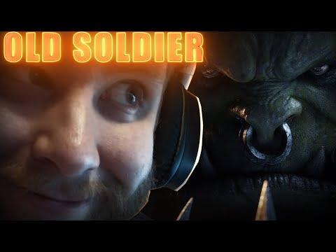 Xxx Mp4 OLD SOLDIER CINEMATIC Nixxiom S Live Reaction Battle For Azeroth 3gp Sex