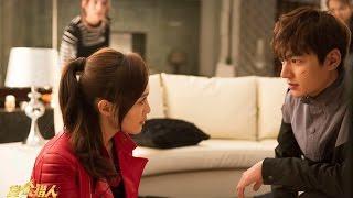 【Official】Lee Min Ho's《Bounty Hunters》BTS / Making Film