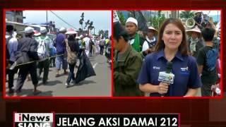Live Report : Kondisi peserta Longmarch asal Ciamis yang menuju Jakarta - iNews Siang 01/12