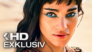 DIE MUMIE Exklusiv Featurette & Trailer German Deutsch (2017)