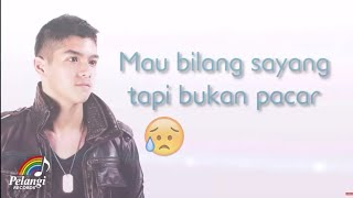 Pop - Al Ghazali - Lagu Galau (Official Lyric Video) | Soundtrack Anak Jalanan