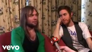 Maroon 5 - Toazted Interview 2007 (part 5)