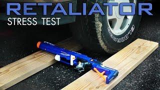 Nerf Elite Retaliator Stress Test