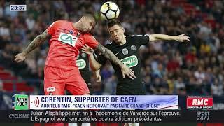 After Foot du mercredi 18/04 – Partie 2/3 - Débrief de Caen/PSG (1-3)