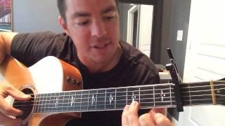 Sangria - Blake Shelton (Beginner Guitar Lesson)