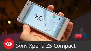 Sony Xperia Z5 Compact (IFA 2015)