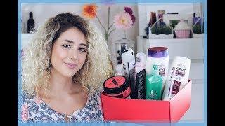 Saç Bakım Ürünlerim | Kıvırcık Saçlar | 2017