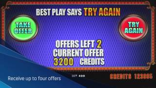 Top Dollar® Poker LAL by IGT - Game Play Video