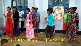 Bangla Christian Action/worship song Cring cring cring  by GMC Children and youth department