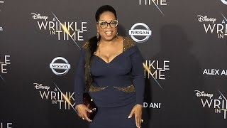 "Oprah Winfrey ""A Wrinkle in Time"" World Premiere"