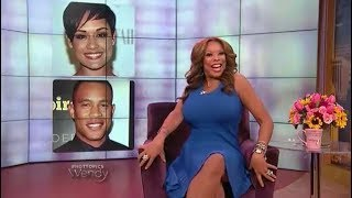 Wendy Williams telling stories from her past