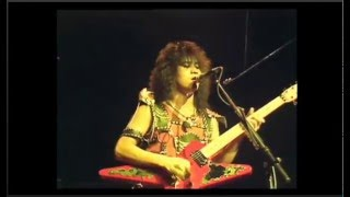 LOUDNESS live at MADISON SQUARE GARDEN 1985