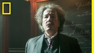 The Making of 'Genius' | National Geographic