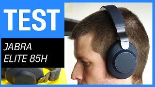 Jabra Elite 85h im Test - Bluetooth-Kopfhörer - ANC-Topmodell mit App(1)