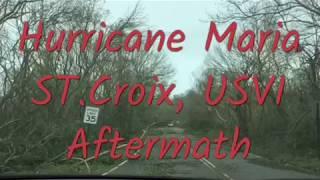 Hurricane Maria St.Croix USVI