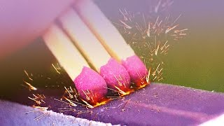 3 Awesome Tricks with Matches