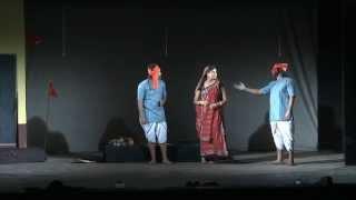 Bengali Theatre Raktakarabi Part-1