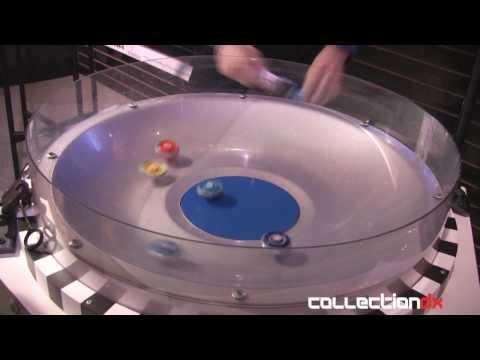 NYTF 2010 Hasbro Beyblade Metal Fusion CollectionDX