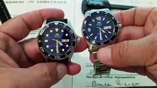 Orient Mako II and Ray II, Still the best Bang-for-Buck under $200??
