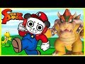 Mario Party 9 BEST MINIGAMES Let S Play With Combo Panda mp3