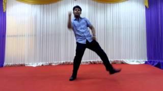 Nagendra Dance U R MY MLA