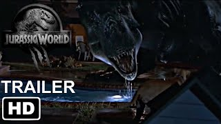 Jurassic World 3: New Age - Official Trailer [HD] (2021)