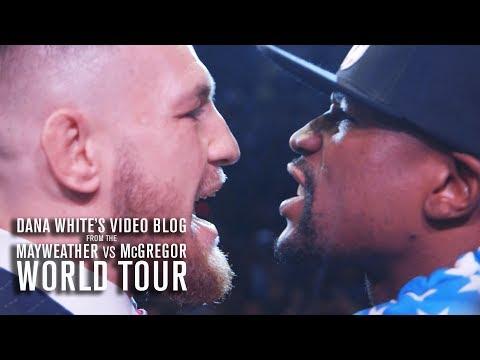 Dana White's Video Blog   MAY/MAC WORLD TOUR   Ep. 2