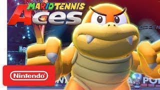 Mario Tennis Aces - Boom Boom - Nintendo Switch