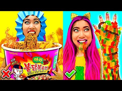 Weird Fun Hilarious Food Hacks You Should Try CC Available