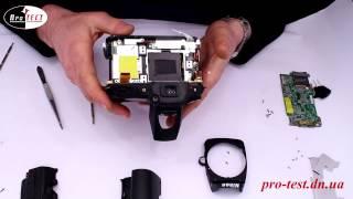 Ошибка Err на Nikon D90. Разборка Nikon D90. НЕ работает фотоаппарат Nikon D90. Сервис в Макеевке.