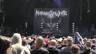 Motionless in White - Rats Live @ Download Festival 2017