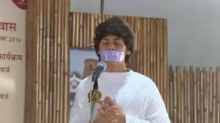 Jain Song | Aaj Saniwar Ki Sandhya... By Munishri Dhruv Kumar Ji