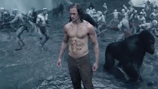 The Legend of Tarzan Trailer #2 - Alexander Skarsgard, Margot Robbie
