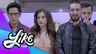 ¡Humberto está de regreso en el Like! | Like la leyenda - Televisa